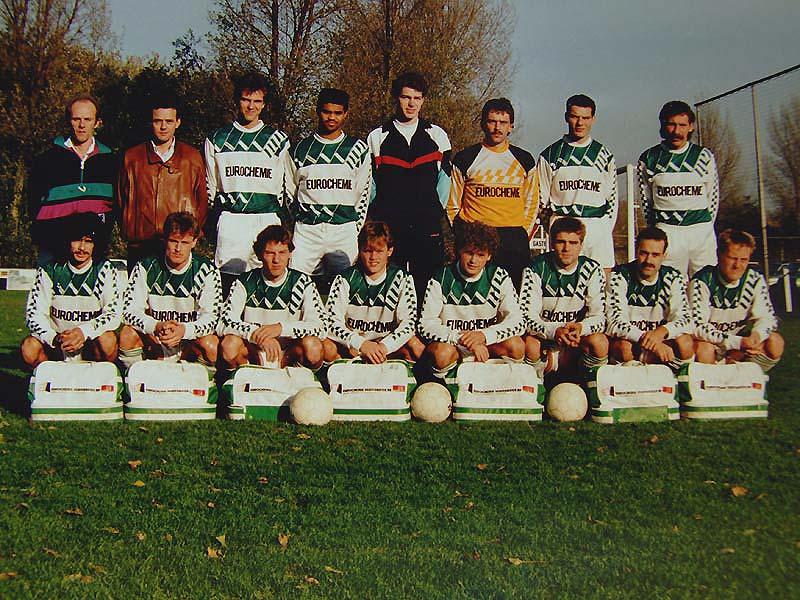 Teamfoto 39 s jaren 90 for Gerben pijl